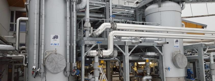 Biogassanlegg
